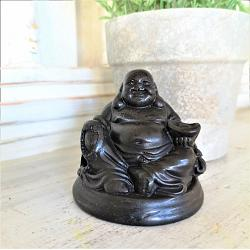 Buddha Happy Black